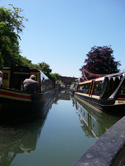IMGP3280 (metafeather) Tags: boat canal tring 2009