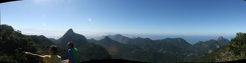 Pico da Tijuca...