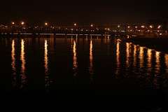 Reflejos - Reflection (Rob Unreall) Tags: california longexposure usa reflection night noche reflex nikon san long exposure downtown nocturnal sandiego diego rob reflejo nocturna d100 exposicion larga eeuu largaexposicion unreall