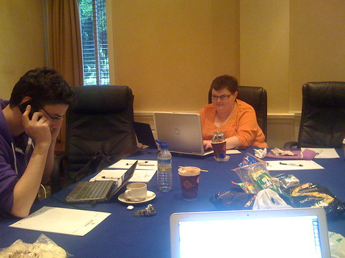 Blogger War Room
