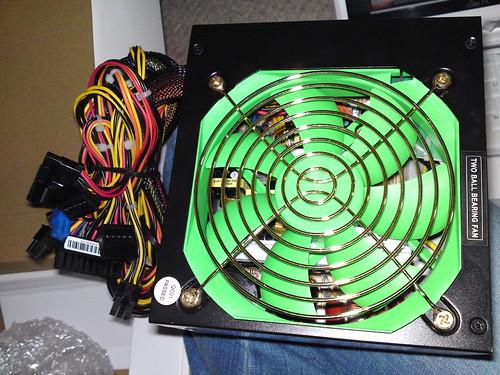 Ohhh green fan