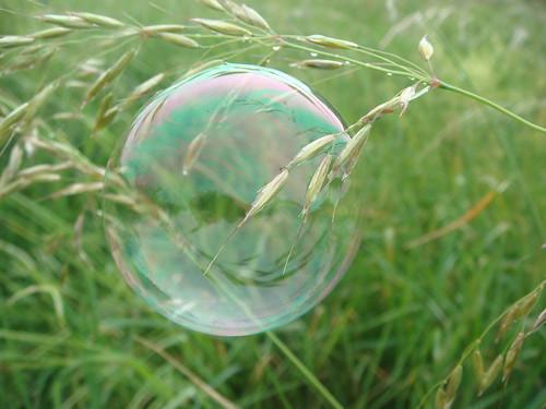 burbuja atrapada
