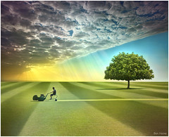 Summer Time (Ben Heine) Tags: uk travel light wild sky sun tree green nature grass leaves lines sepia clouds garden season landscape photography countryside vanishingpoint highresolution university poem photographie nikond70 earth geometry lumire details perspective dream jardin surreal peaceful philosophy vert pop clean zomer oxford harmony memory poet planet terre summertime neat spirituality colleges conceptual sunrays t paysage arbre oxfordshire hdr perfection gardener feuilles oldfashioned sauvage propre southeastengland blueribbonwinner grandebretagne jardinier digitalshot petersquinn benheine worklabour hubertlebizay hubzay flickrunited gazonanglais infotheartisterycom