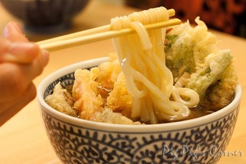 Sushi-Say London tempura udon
