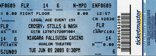 CSN Ticket