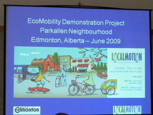 Parkallen Ecomobility