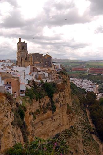 Arcos de la Frontera el pueblo más bonito de España