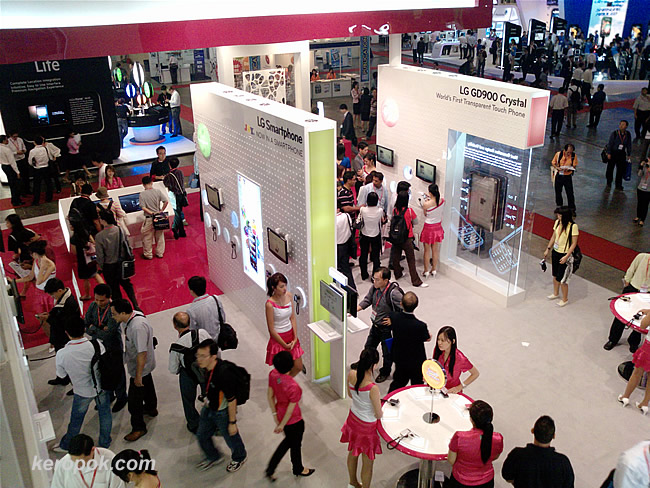 LGBooth @ CommunicAsia