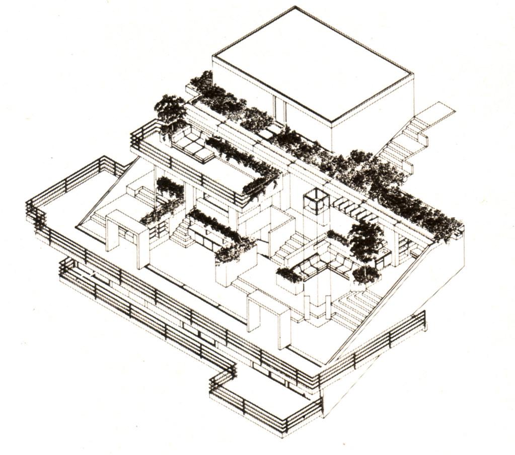 Isometric Floor Plan
