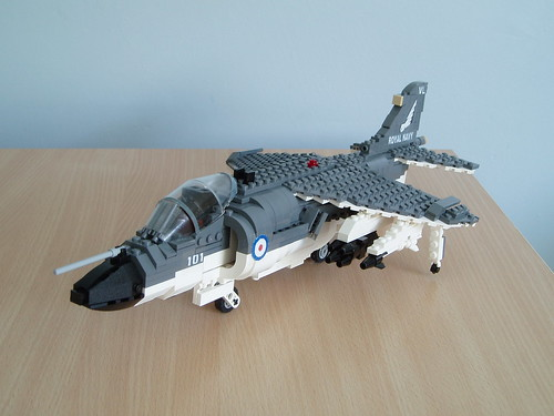 Sea Harrier FRS.1
