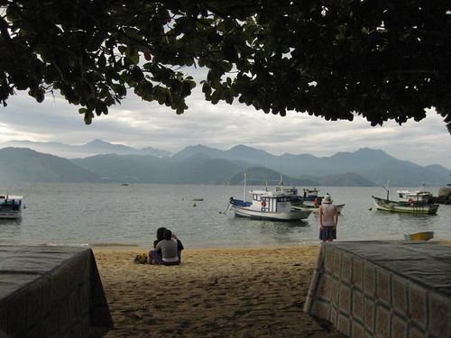 lunch, Ilha Grande
