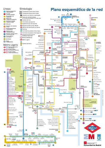 Metro Madri