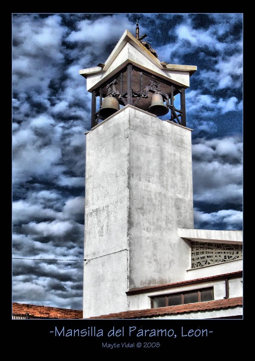 La torre de mi pueblo