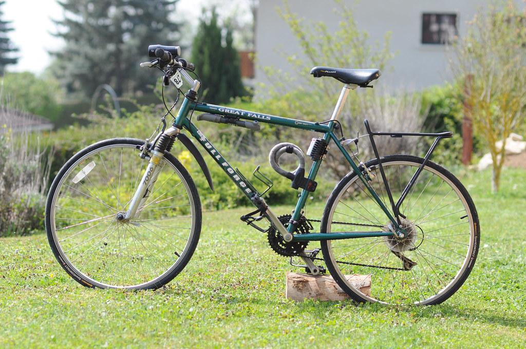Bike Porn - the Cougar.
