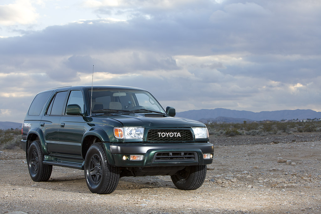 Need An Advise With Some Custom Grills Toyota 4runner