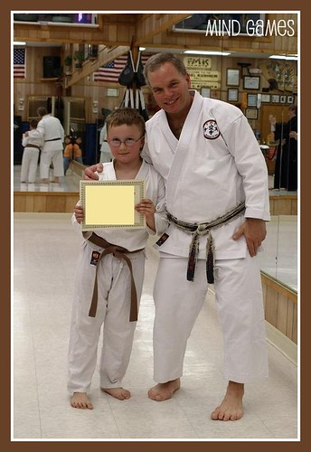 2nd Degree Brown Belt 01
