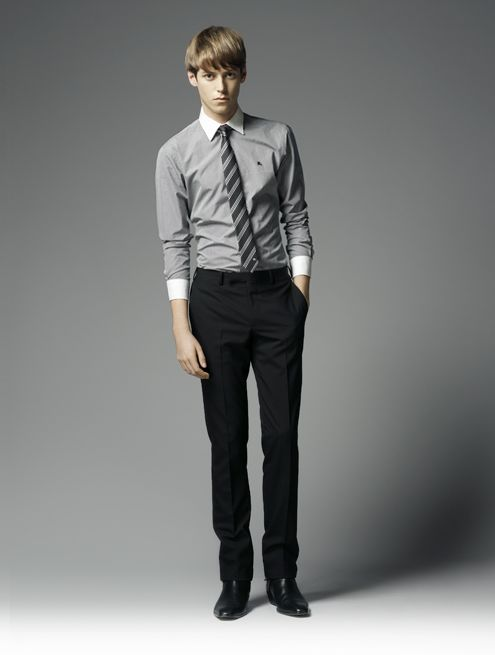Benjamin Wenke0032_Burberry Black Label Summer 2010