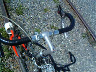 Magnetic Railbike MRB-1: Video 1