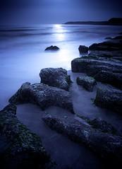 [フリー画像] 自然・風景, 海, 海岸, ブルー, 台湾, 201005040100