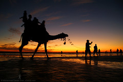 End of the Day... (Danial Shah) Tags: pakistan beach twilight karachi clifton edanial