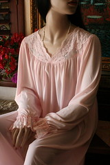 Shadowline Peachy Pink Silky Nylon Nightgown Closer Up Front Left Draped (mondas66) Tags: ruffles lace silk romantic elegant ornate lacy nylon silky nightgown frilly nightgowns elegance nightdress ruffle nightwear silken frills frill ruffled nightie shadowline lacework frilled nighties nightdresses befrilled