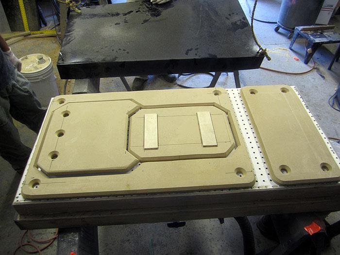 Panel Forming Bucks