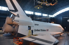 Steven F. Udvar-Hazy Center: Space Shuttle Enterprise (starboard full view, aft) (Chris Devers) Tags: virginia smithsonian dulles unitedstates space nasa va shuttle vehicle spaceship rockwell fairfax enterprise spaceshuttle nationalairandspacemuseum spacecraft dullesairport chantilly airandspacemuseum orbiter udvarhazy spaceflight smithsonianinstitution stevenfudvarhazycenter spaceshuttleenterprise stevenfudvarhazy eyefi exif:exposure_bias=0ev exif:exposure=0017sec160 exif:focal_length=18mm exif:iso_speed=400 spaceshuttleorbiter exif:aperture=f40 camera:make=nikoncorporation exif:flash=offdidnotfire rockwellinternationalcorporation flickrstats:galleries=1 camera:model=nikond7000 flickrstats:favorites=2 exif:orientation=horizontalnormal exif:vari_program=autoflashoff exif:lens=18200mmf3556 exif:filename=dsc9887jpg exif:shutter_count=11400 meta:exif=1350345835