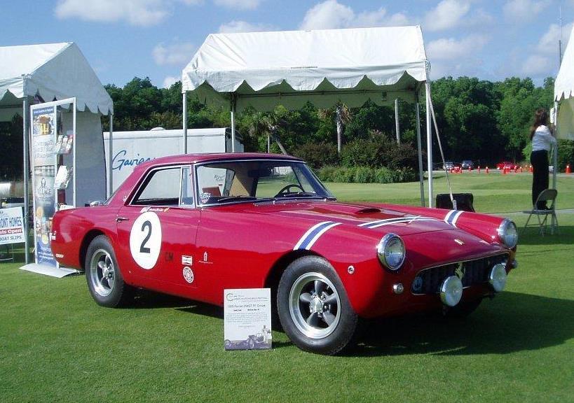 The 2011 Ferrari Club of America national meet, Savannah, GA 6/8-11