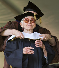Anne Firor Scott, honorary degree