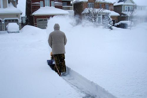 January 18 Snow