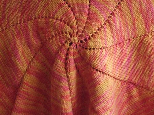 Pinwheel blanket 3