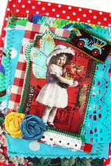 * agenda ref#95 * ( Atelier Encantado ) Tags: vintage calendar oldphotos fabrics tecidos fitas fotosantigas diarys gales agendas atelierencantado