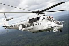 DMP-D672 UN MI-24 (damopabe) Tags: united un liberia hind nations unmil mi24 peakeepers