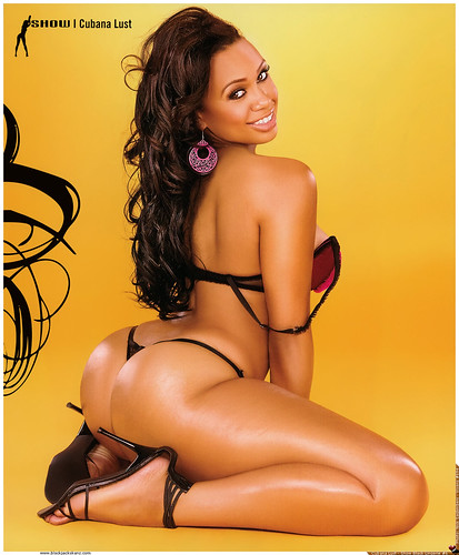 cubana lust show magazine pic ...