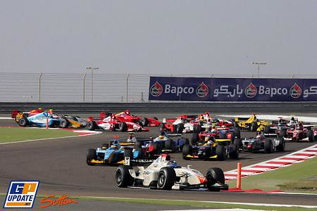 GP2 Asia Series by you.