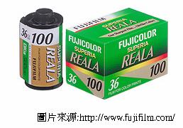 Fujifilm REALA 100 不專業測試
