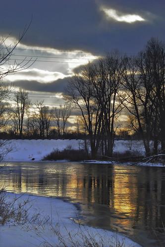 A Winter Glimmering