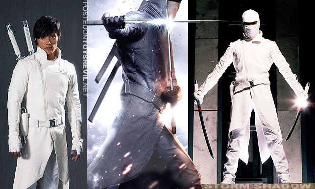 & Storm Shadow Poster Image (G.I.Joe: Rise Of The Cobra)