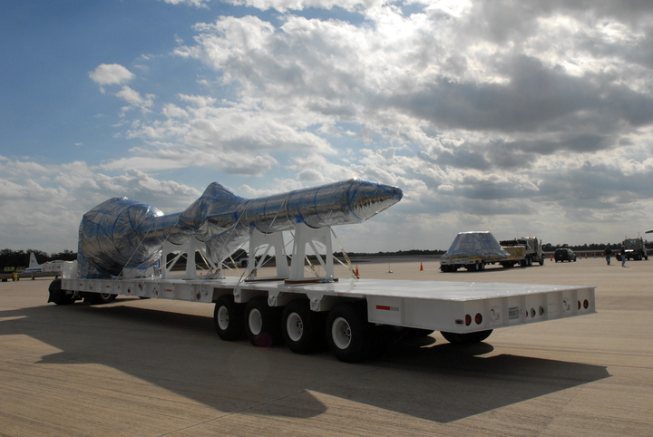 Ares 1 - Le vol d'essai Ares I-X 3236911854_f2b7607ab2_o