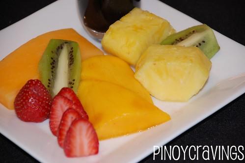 Lunch Dessert - Etihad
