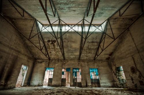 hangar # part.4