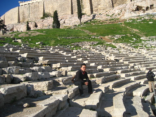 The Acropolis: Theatre of Dionysos