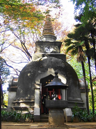 big buddha shrine