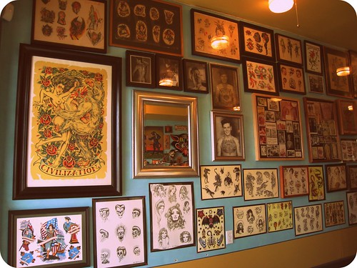 Rock of Ages Tattoo Shop | Flickr - Photo Sharing!