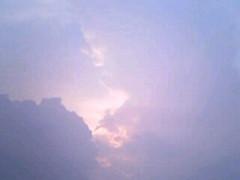 【写真】ほわ雲
