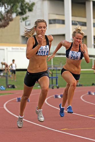 Sprint - Tessa Michniewski & Cassie Maddocks