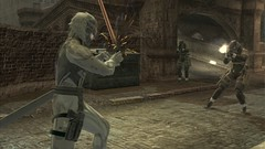 MGO SCENE pack raiden sword