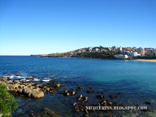 starting point at coogee