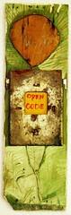 """Open Code"": Art from the M2 Studio, Kibera slum, Nairobi (Ron Reason) Tags: africa portrait art studio kenya contemporary nairobi artists 2008 m2 obama purchase kibera collective slum"