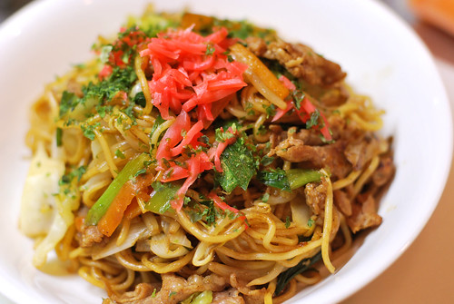 fried Chinese noodles / 焼きそば